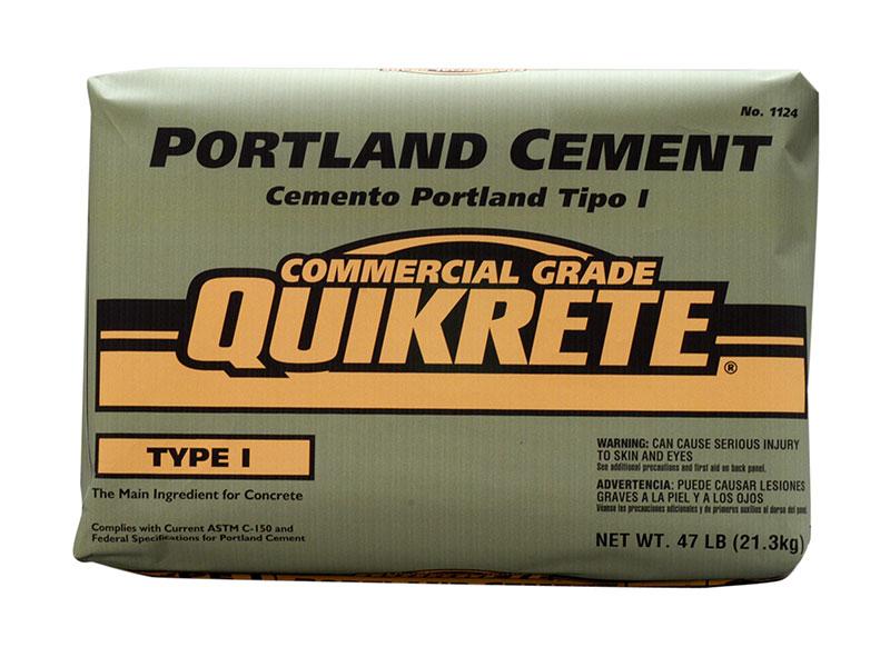 Portland Cement Color : Whiz q stone quikrete portland gray type