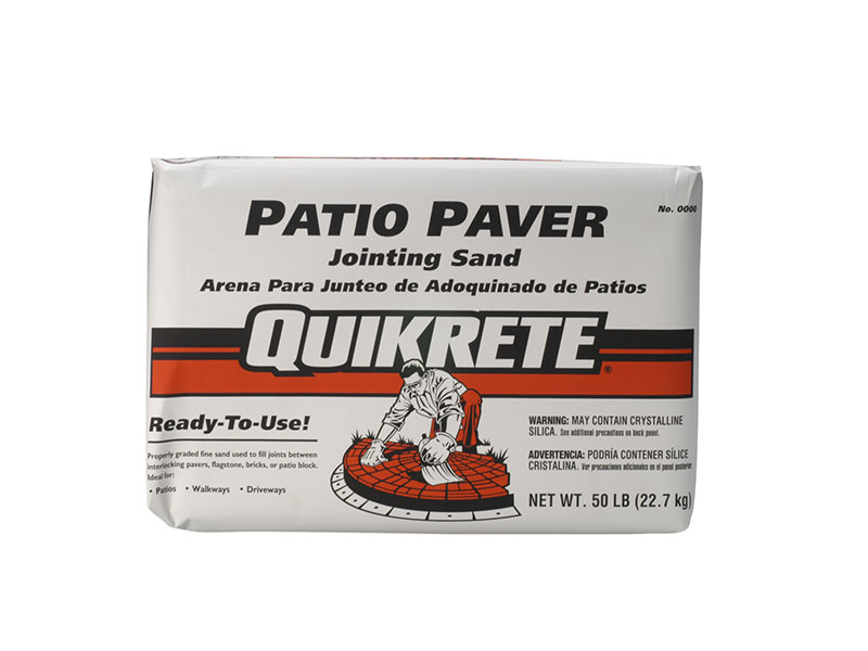 Quikrete Paver Jointing Sand