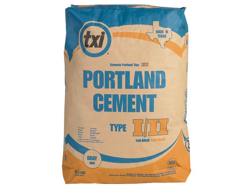 Portland Cement Color : Whiz q stone txi portland gray type i ii