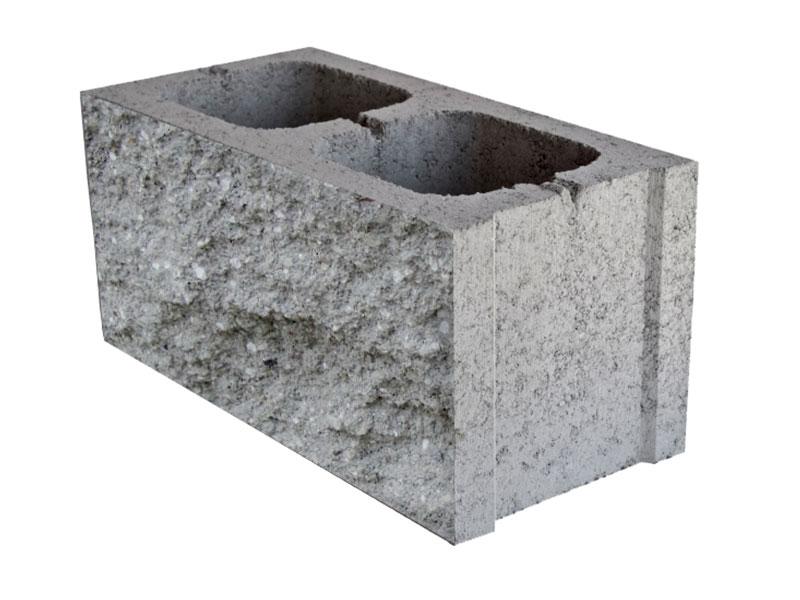 Stonework Granite Block : Whiz q stone s f cmu x concrete grey