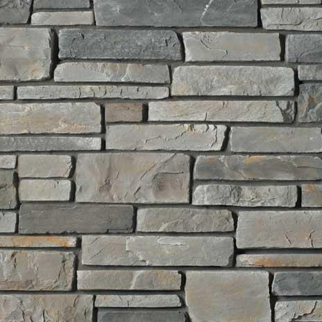 Whiz q stone echo ridge country ledgestone for Boral siding cost