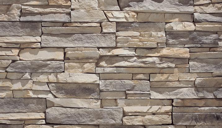 Whiz Q Stone Alderwood Stacked Stone