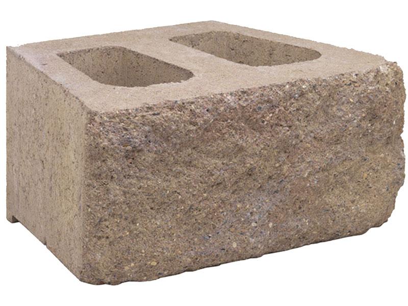 Granite Faced Blocks : Whiz q stone regal pro rockface